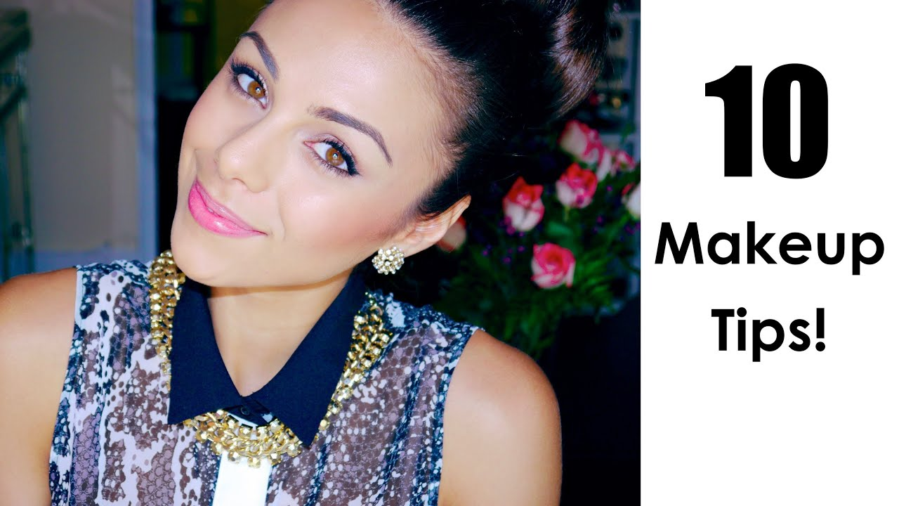 9 (Fast & Easy) Makeup Tips! ♥