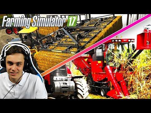 PLEIN DE NOUVEAUTÉS ! (FARMING SIMULATOR 17 DLC PLATINIUM + KRONE)