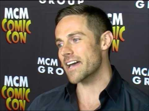 Orphan Black: Dylan Bruce  at MCM London Comic Con May 2014