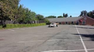 Turbo taxi burnout