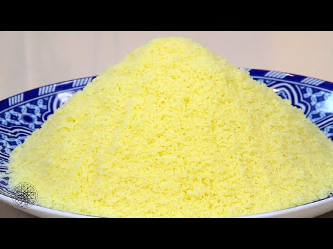 choumicha-:-réussir-la-cuisson-du-couscous-fin- -how-to-cook-fine-grain-couscous