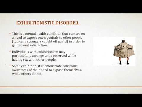List of strange paraphilias and sexual disorders