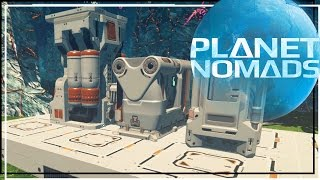 ★ Reset - Ep 9 - Planet Nomads early access gameplay (let