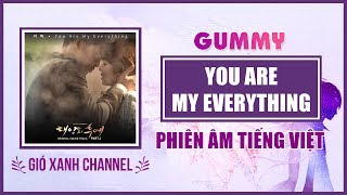[Phiên âm tiếng Việt] You are my everything - Gummy (Descendants of The Sun OST)