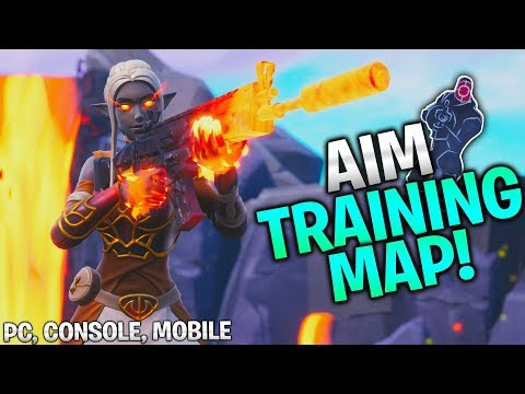 Fortnite Aim Course Codes List Best Ways To Practice Your