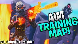 HUGE Aim Map! Improve Your Aim for All Platforms! (Fortnite PC, Console, Mobile)