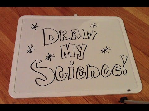 Draw My Science: Mass, Volume, and Density
