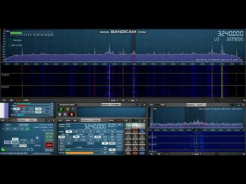 Trans World Radio, Ndau language service, 3240 kHz, 19 JAN 2018, 03:40 UTC