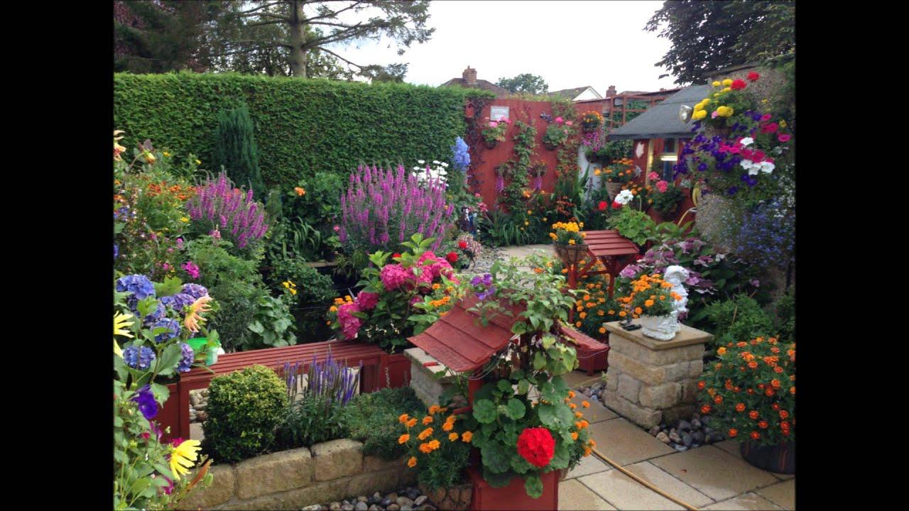2014 Cottage Garden Every Month Worlds Most Stunning
