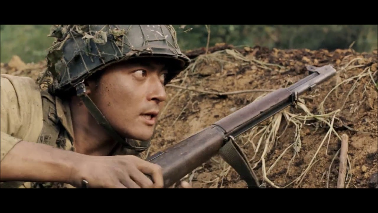 The Brotherhood of War aka Te Guk Gi 2004 Korean 720p – 480p ORG Blu-Ray 500MB – 1.3GB ESubs
