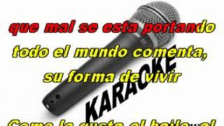EL HIJO DE CUCA   INTER BAHIA KARAOKE
