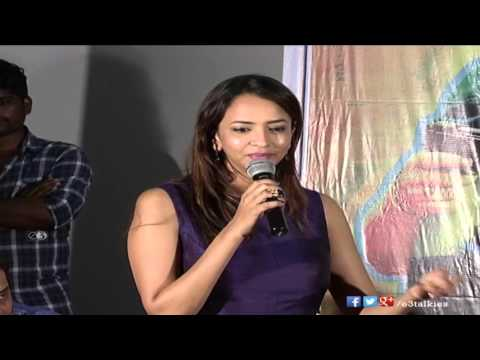Lakshmi Manchu Speech At Guntur Talkies...
