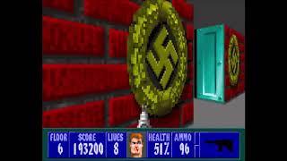 Wolfenstein 3D - Escape From Wolfenstein [Part 2]