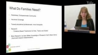 Parental Perspectives and Supporting Families, Alison Singer