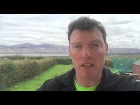 Brian Ó Flaithbheartaigh from Cappanalea O.E.T.C. on the B.A. in Outdoor Learning