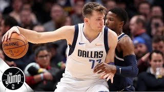 Rachel Nichols, Tracy McGrady and Brian Windhorst of The Jump break down Luka Doncic's early success and Tracy explains why the Dallas Mavericks ...