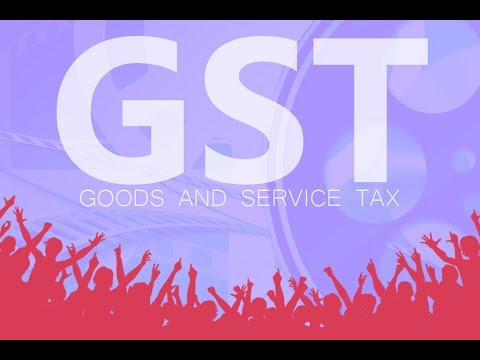 Economics Project Class 12 on GST (Goods and Services Tax)
