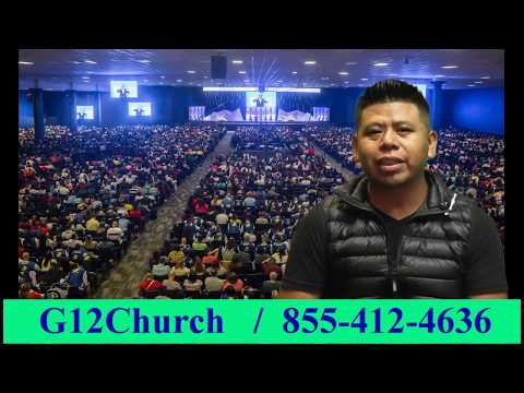 ANDRES RAMIRES     G12 CHURCH MIAMI FLORIDA