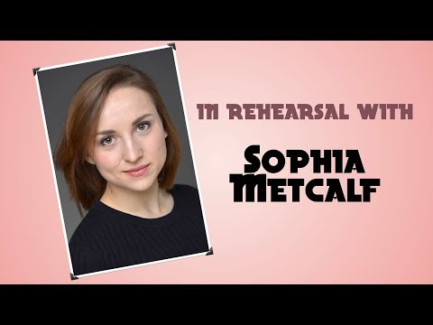 A Simply Gay Cabaret: In Rehearsal with Sophia Metcalf