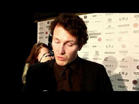 BIFA 2011 Interview - Nick Moran