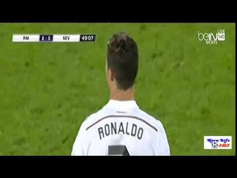 Real Madrid vs Sevilla 2-0 2014 All Goals and Highlights ~ Uefa Supercup 2014