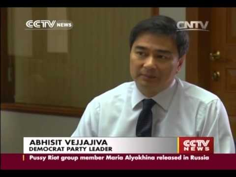 Thai opposition leader Abhisit: Election will not solve Thailand's problems