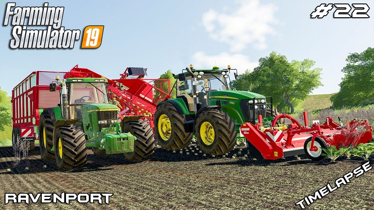 Farming Simulator 19 Sugar Beet Guide