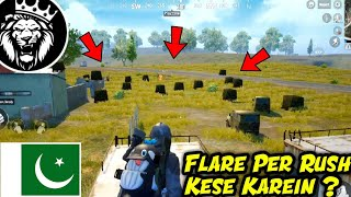 FLARE DROP TIPS AND TRICKS / STAR ANONYMOUS / PUBG MOBILE