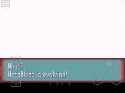 Beldum evolves into Metang! - YouTube