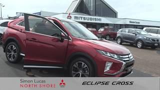 2018 Mitsubishi Eclipse Cross Test Drive with Mike Manson - Simon Lucas North Shore