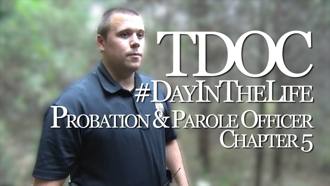 Day In The Life: Tn Probation & Parole Officer - Chapter 5