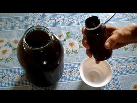 Как вылечить грибок на ногтях чайным грибом