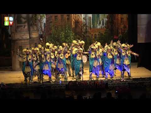 La tribu de Cádiz Comparsa de Algeciras Carnaval 2020 FINAL