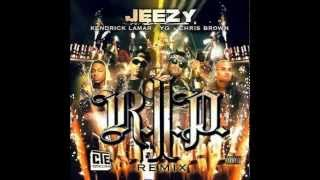 DJ Skee - R.I.P. (Remix) ft. Young Jeezy, Riff Raff, Kendrick Lamar, Chris Brown & YG