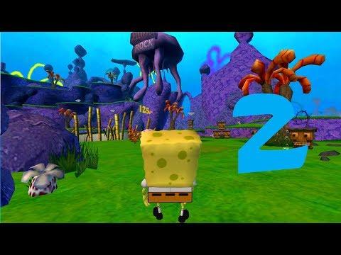SpongeBob Battle For Bikini Bottom - Part 2 (Jellyfish Fields) (1080p)