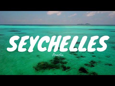 SEYCHELLES Praslin Island 4K