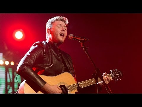 James Arthur sing Abba's SOS - Live Week 8...