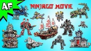Кожен Набір Лего Ниндзяго Фільм - Повна Колекція!