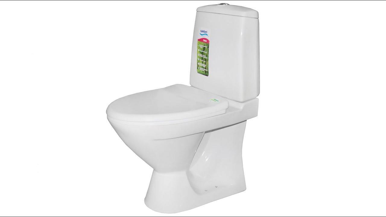 инструкции по сборке унитаза sanita luxe