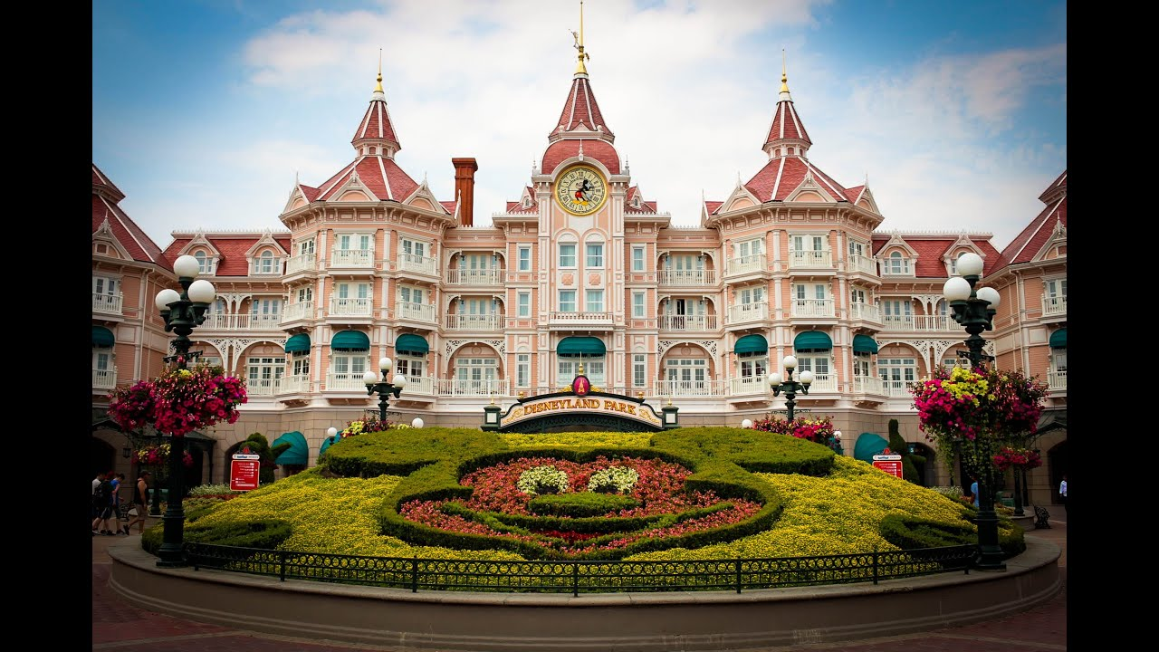 Disneyland Paris Hotel Camere : Disneyland hotel disneyland paris youtube