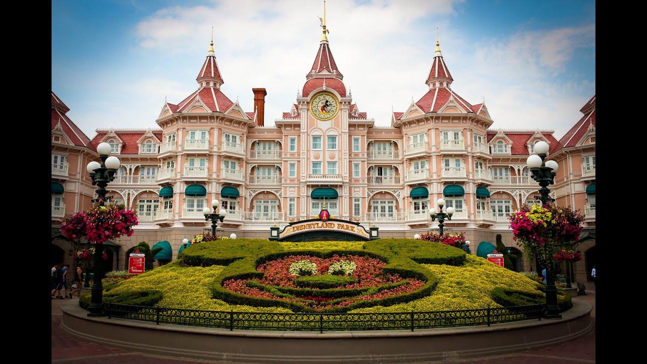 Disneyland Disney Paris Hotel