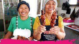 Indonesian STREET FOOD Tour & Craft Market Shopping   Lelydorp, Suriname