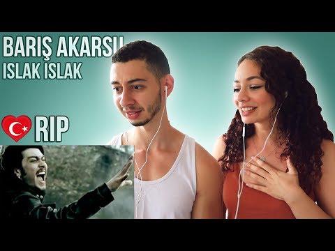 Baris Akarsu Islak Islak 🇹🇷 Turkish Song Reaction | Jay & Rengin