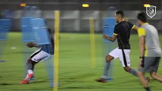 التدريب الرئيسي للدحيل قبل مواجهة أم صلال في الجولة الثامنة من الدوري