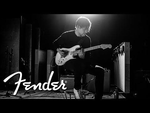 The Ed O'Brien Sustainer Stratocaster® | Artist Signature Series | Fender