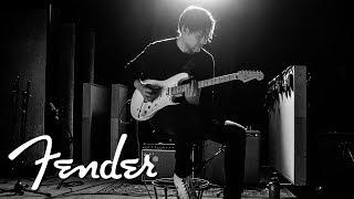 The Ed O'Brien Sustainer Stratocaster®   Artist Signature Series   Fender