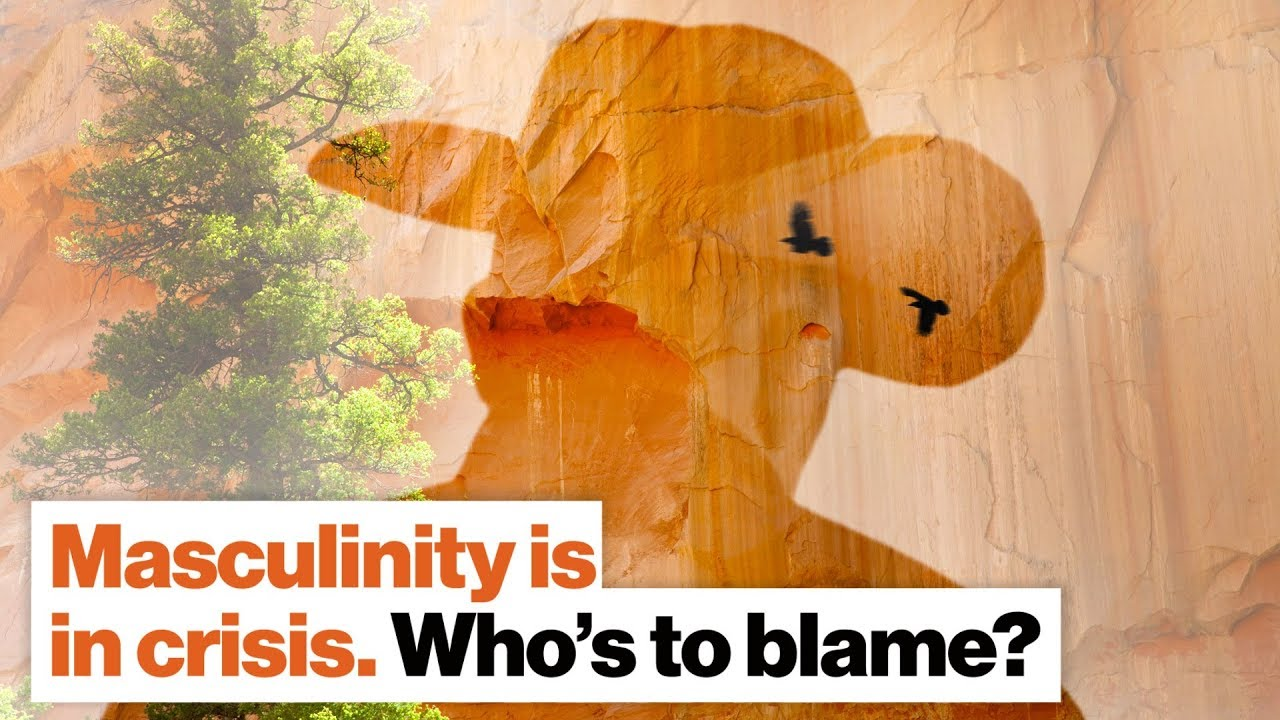 Download Masculinity is in crisis. Who's to blame? | Michael Kaufman