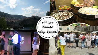EUROPE CRUISE DAY 7: Dubrovnik, Croatia and Starring On a Game Show!