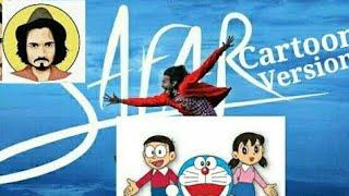 Safar Cartoon-Version - Bhuvan Bam (BB-Ki Weinreben) || MR. PERFECT ||