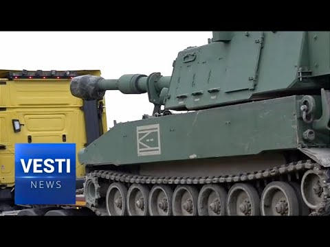 Polish Transport Blunder Raises Question: What in the World Are American Howitzers Doing in Germany?